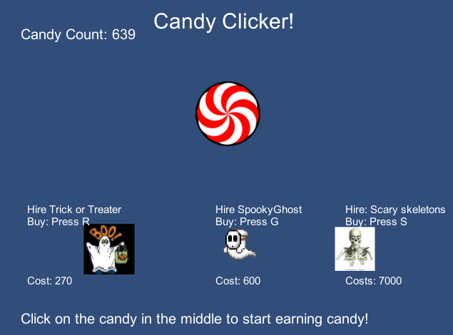 Candy Clicker by quest