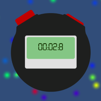 10 Second Stopwatch by jantych