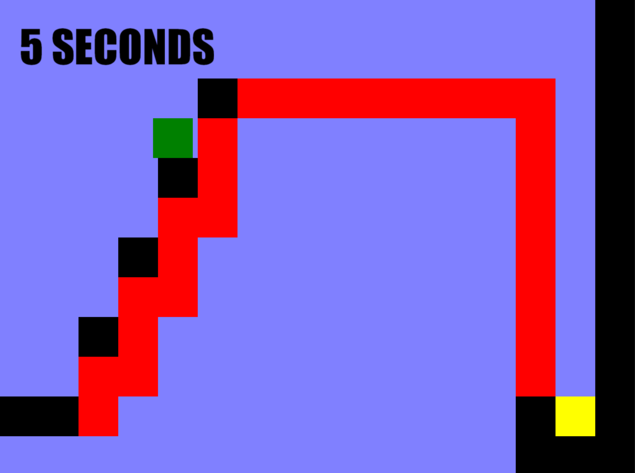 10 Second Platformer by ninjaphil