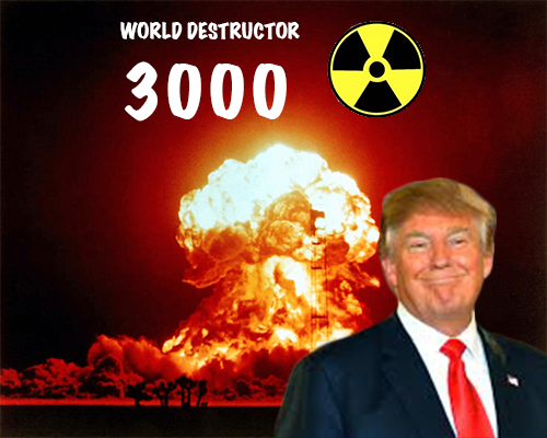 World destructor 3000 by t0m