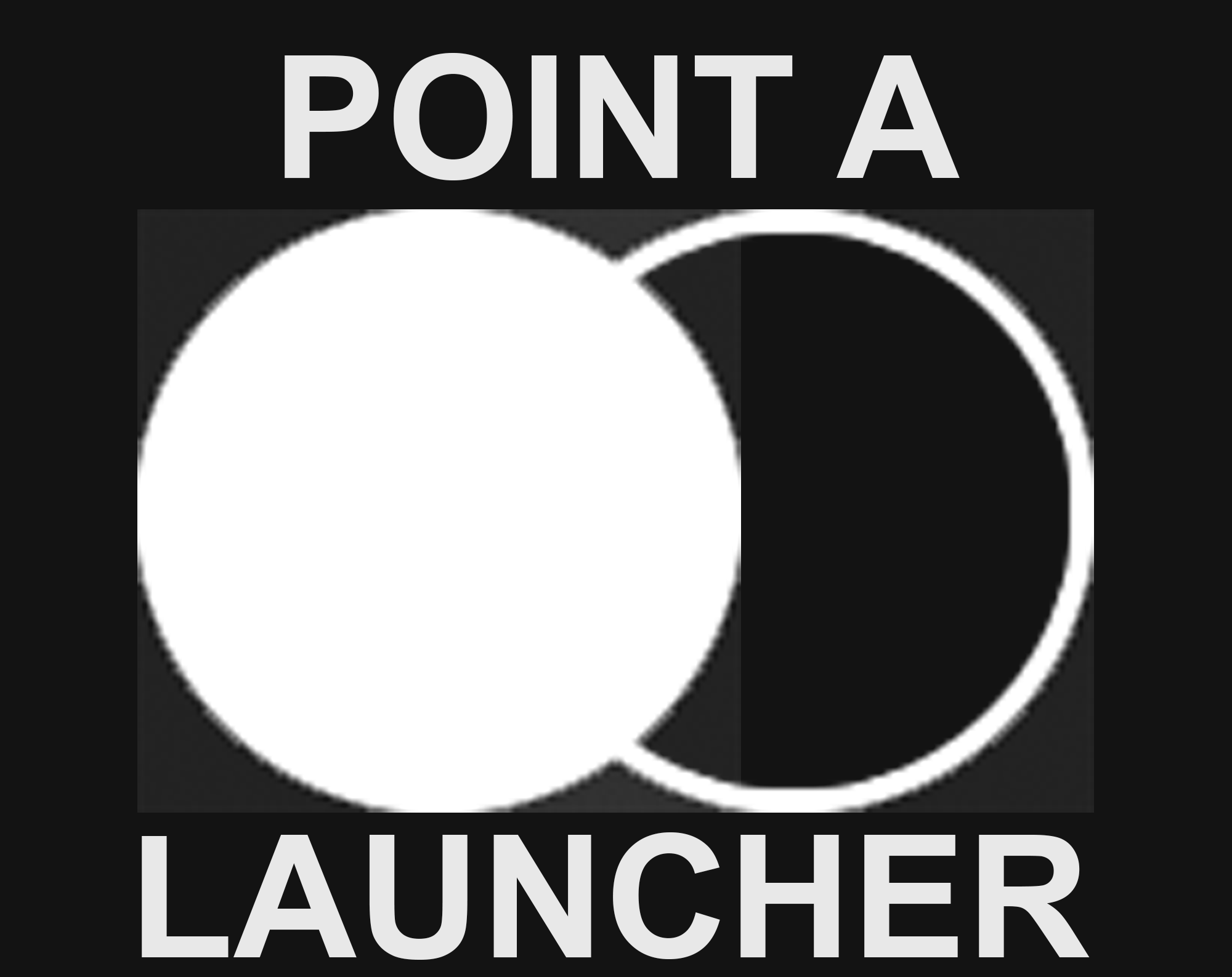 Point A Launcher by aalves