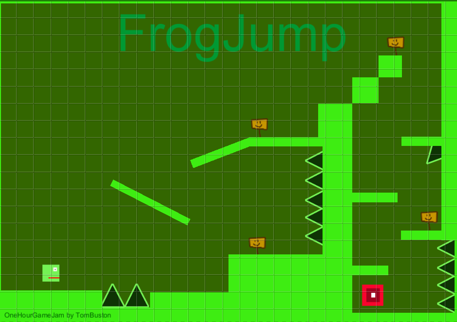 FroggyJumps by tombuston
