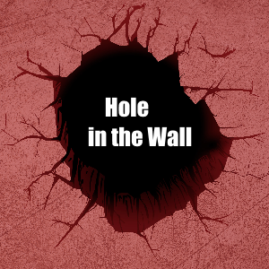 Hole in the wall by mwarw