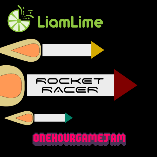 Rocket Racer by liamlime