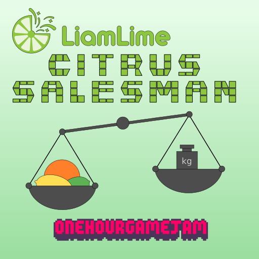 Citrus Salesman by liamlime