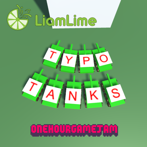 Typo Tanks by liamlime