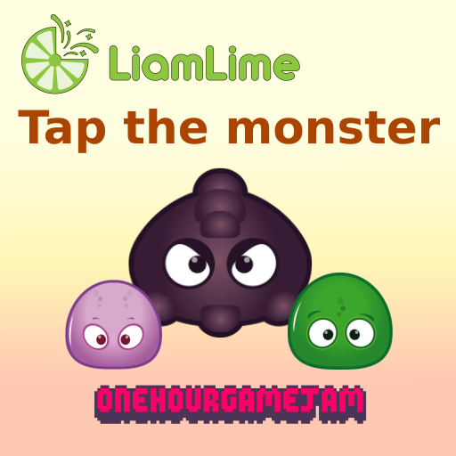 Tap the Monster by liamlime