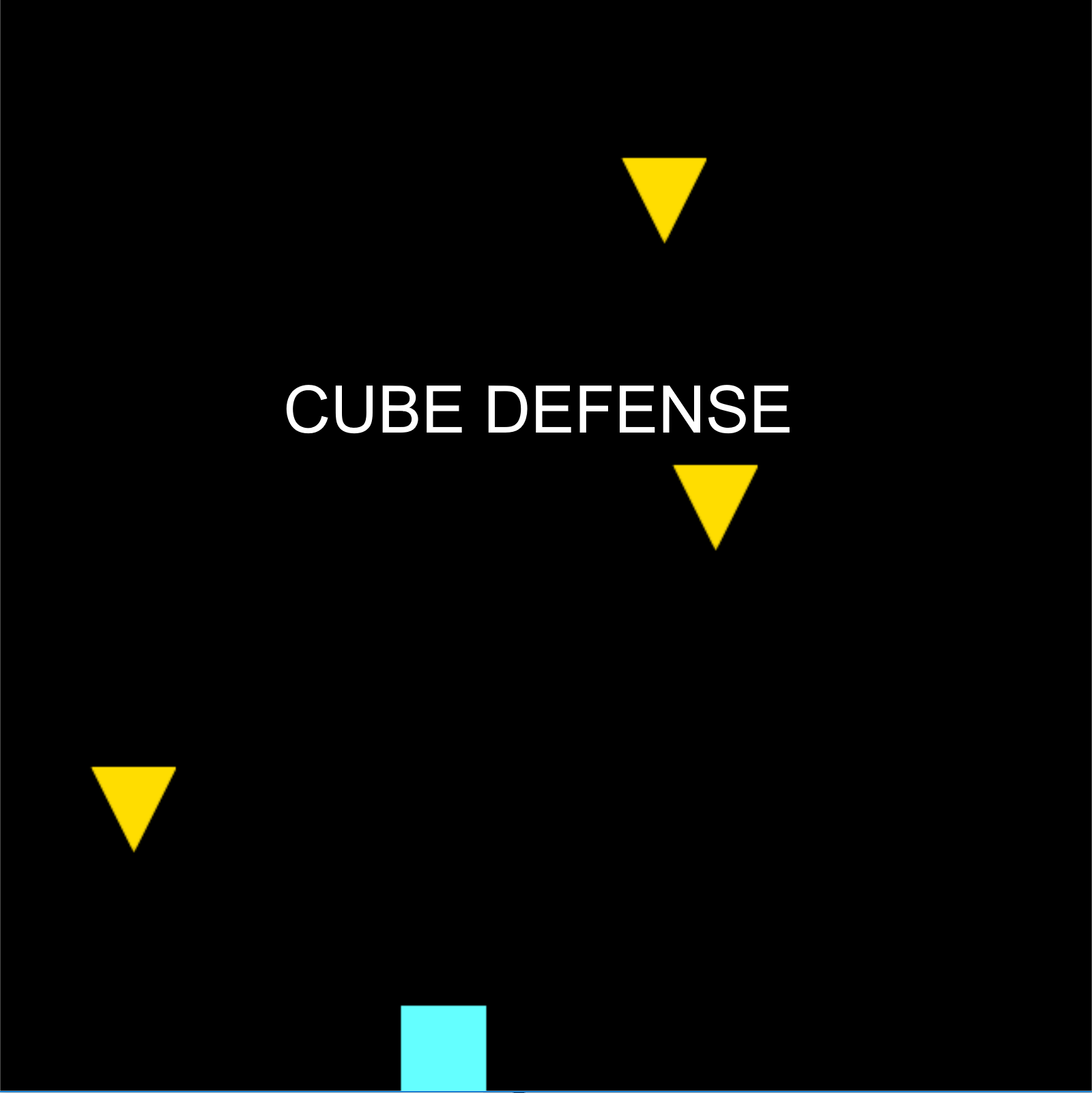 Cube Defense by rsbat