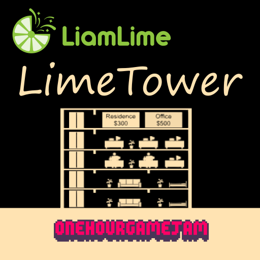 Lime Tower by liamlime