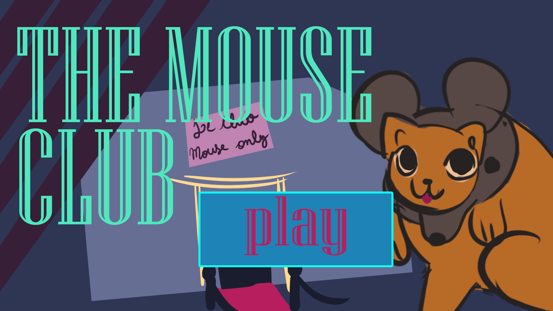 The Mouse Club by jessandbernardss