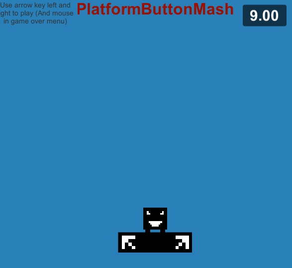 PlatformButtonMash by fireweb365