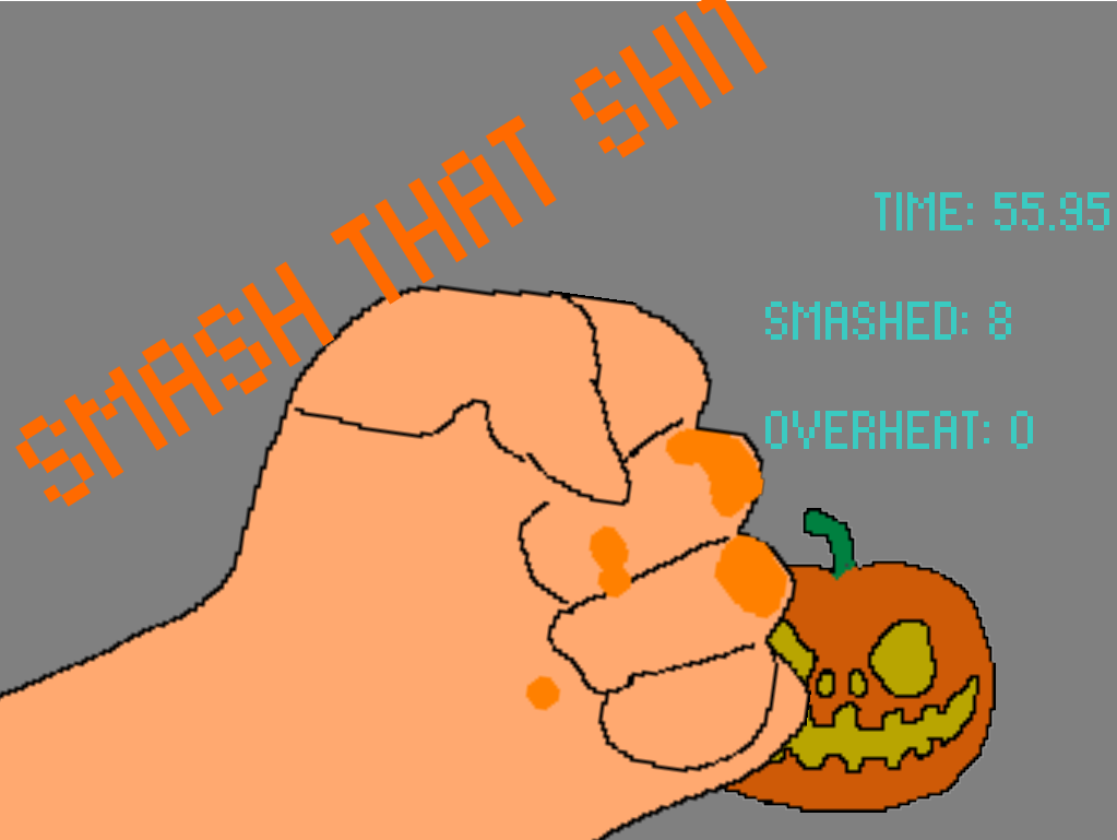 PUMPKIN SMASH SIMULATOR by mojko