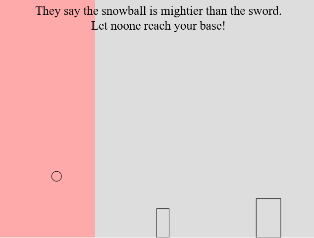 Snowball 3: The return of the snowmen by somethinboutgames