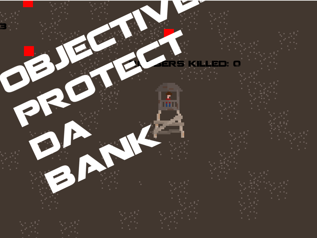 PROTECT THE BANK! by mojko