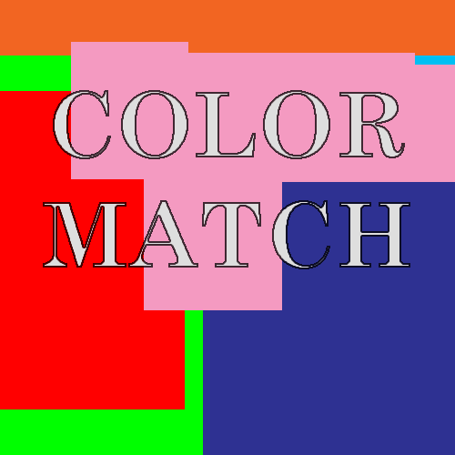 Color Match by thesloveniandevil