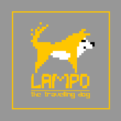 Lampo, the Travelling Dog by seleven_games