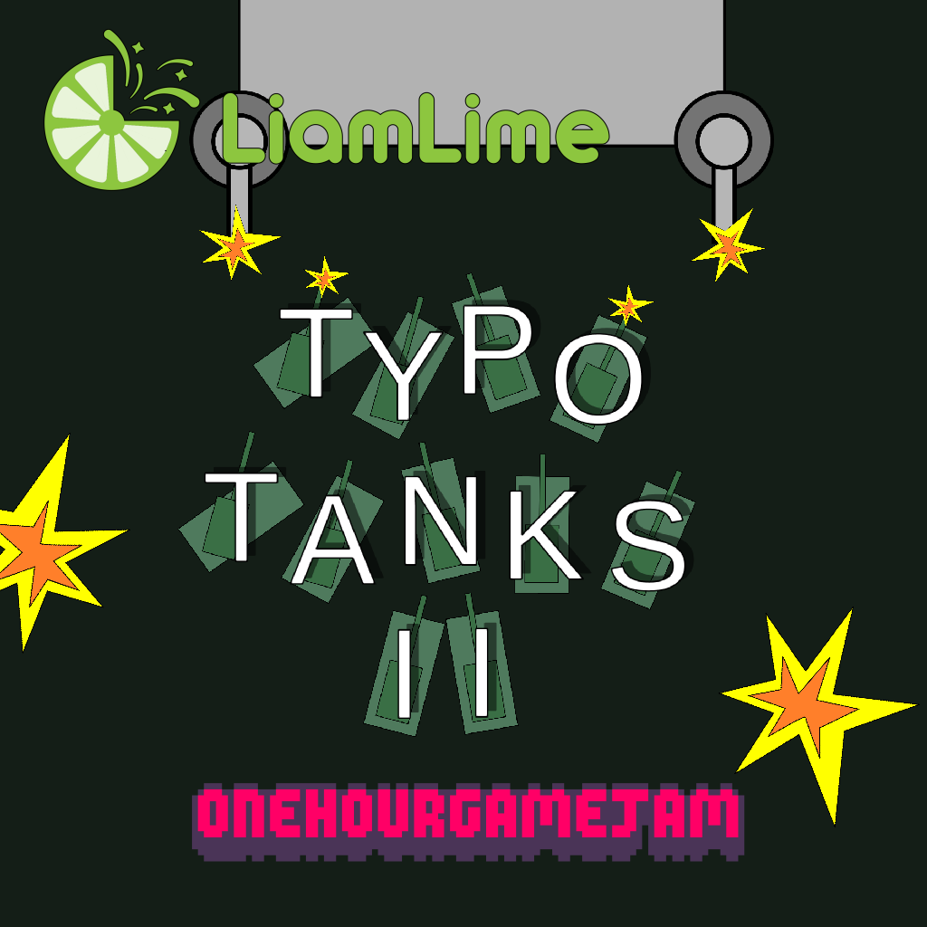 Typo Tanks 2 by liamlime