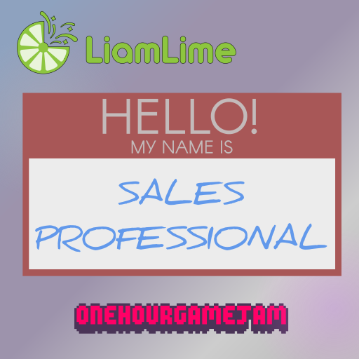 Sales Professional by liamlime