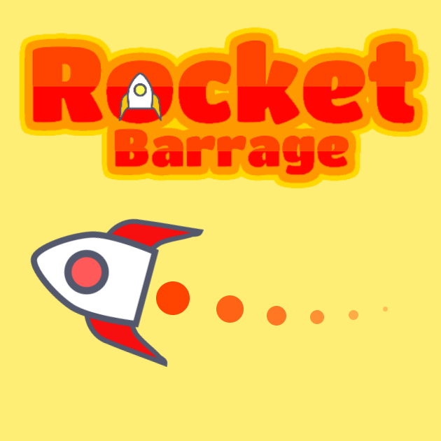 Rocket Barrage by generictoast