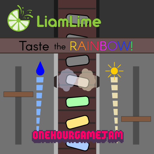 Taste the rainbow! by liamlime