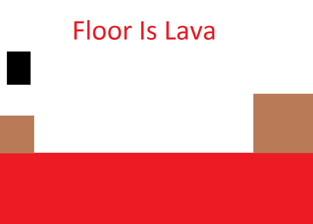 Floor Is Lava by moomins