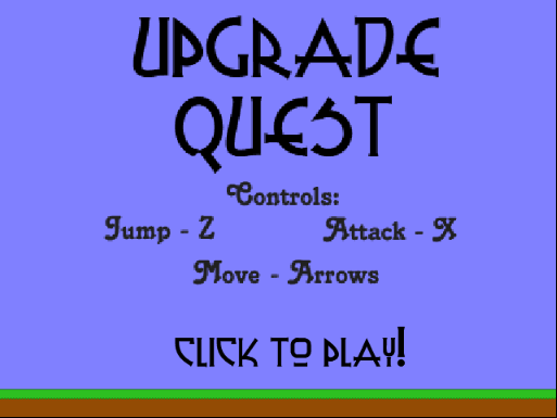 Upgrade Quest by Zorb