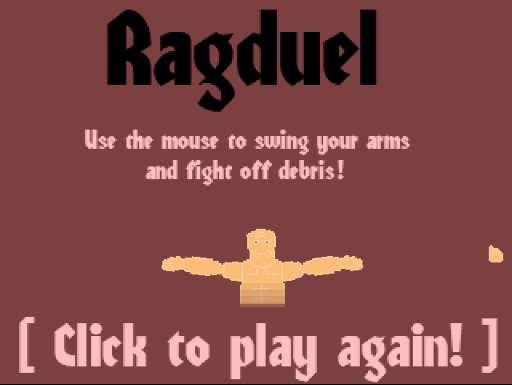Ragduel by nicotime