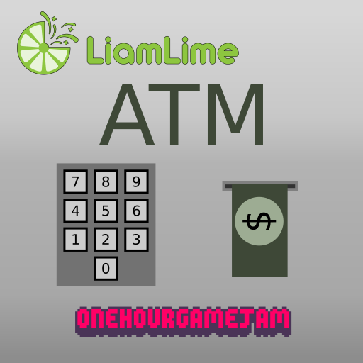 ATM by liamlime