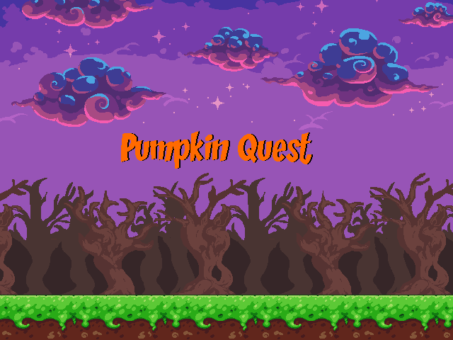 Pumpkin Quest by whenbellstoll