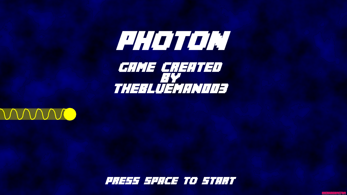 Photon by theblueman003