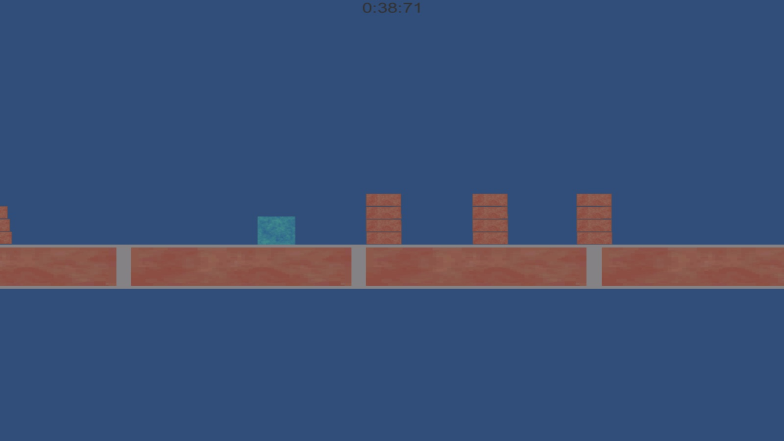 Brick Obstacle Course by cdrch