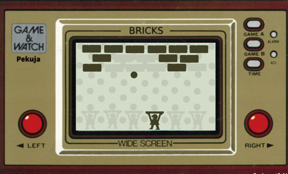 Brick & Watch by pekuja