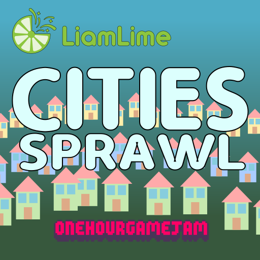 Cities: Sprawl by liamlime