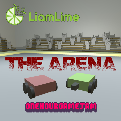 The Arena by liamlime