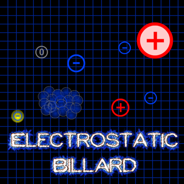 Electrostatic Billard by frodewin