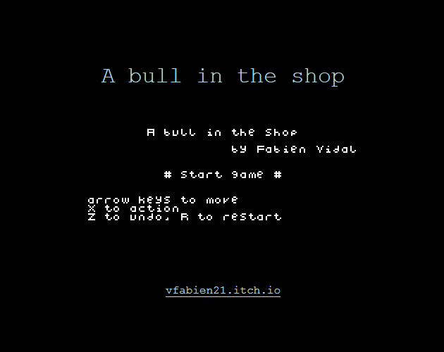 A bull in the shop by vfabien21