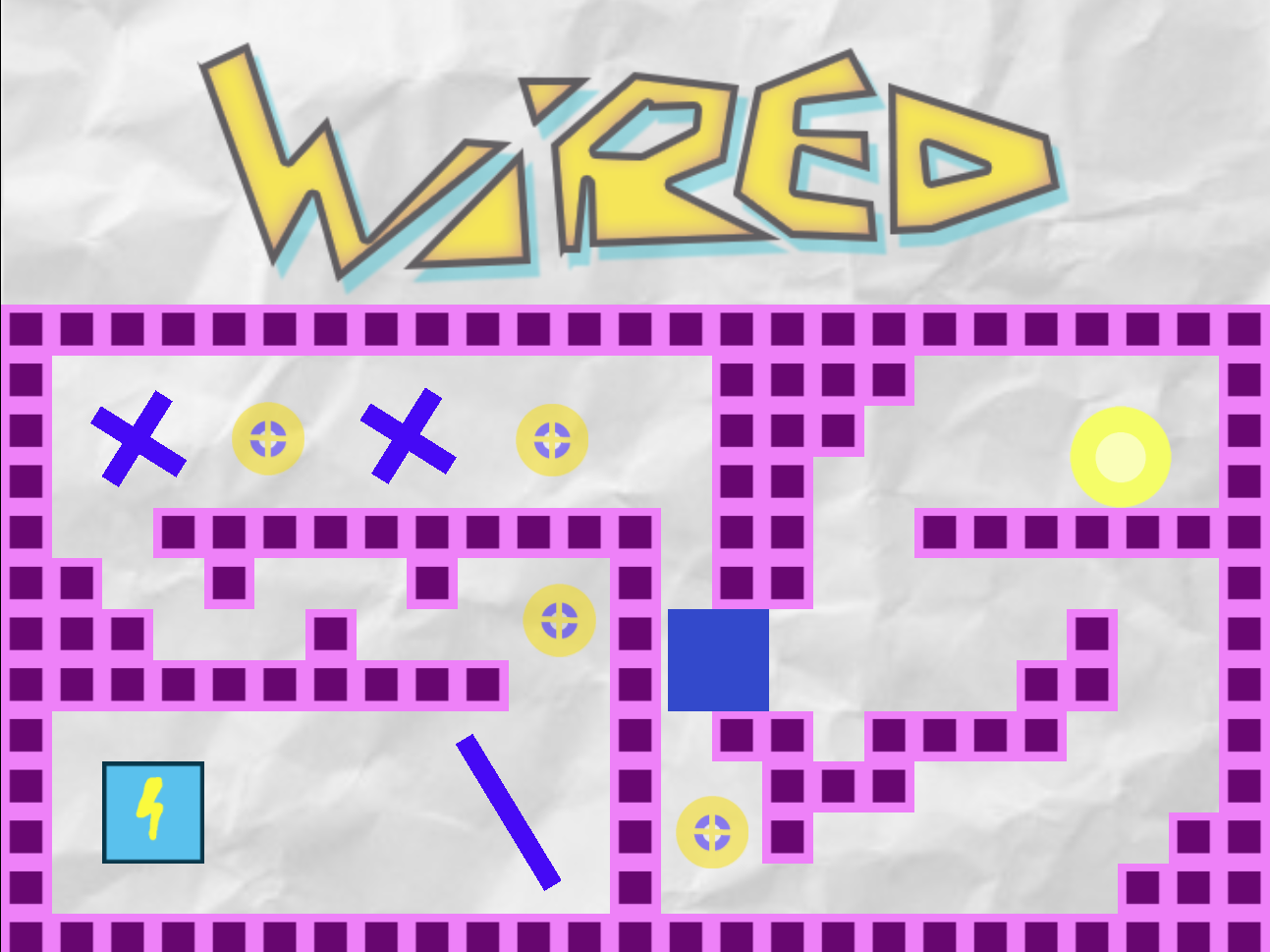 Wired by