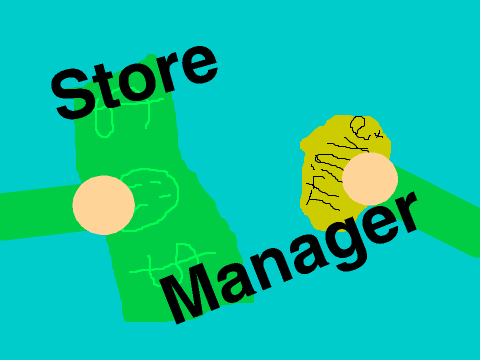 Store Manager by joyah67