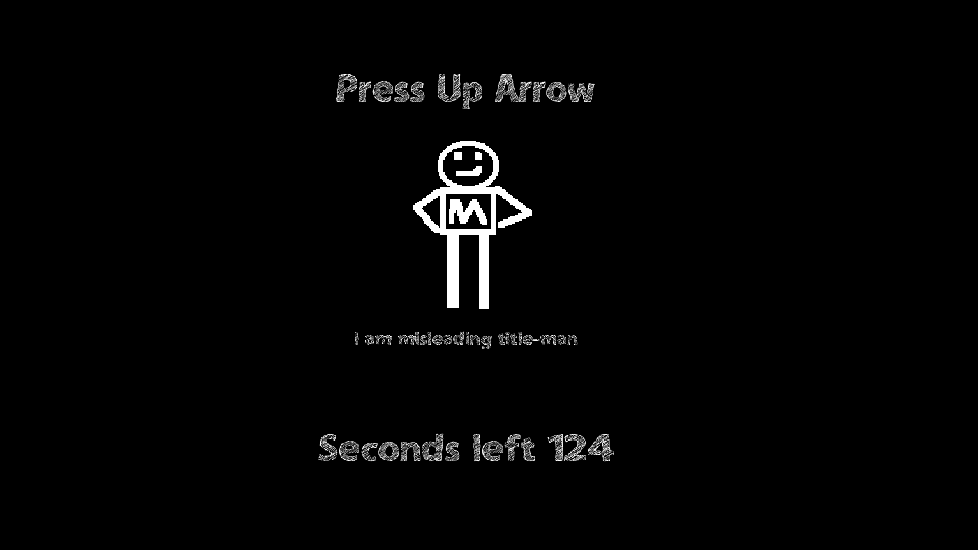 Misleading Title-Man by ulcius