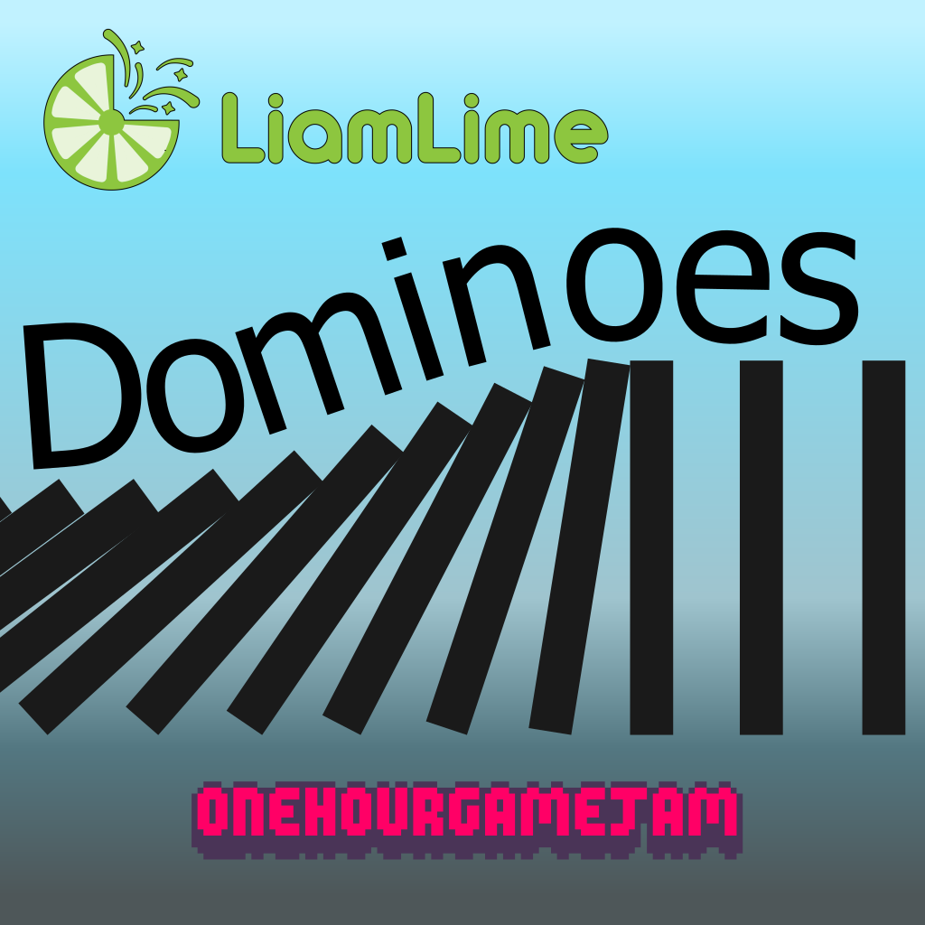Dominoes by liamlime