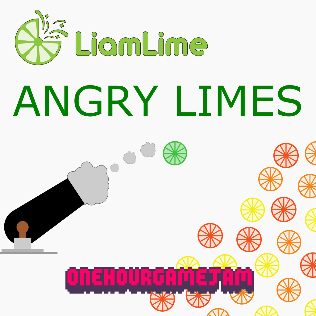 Angry Limes by liamlime
