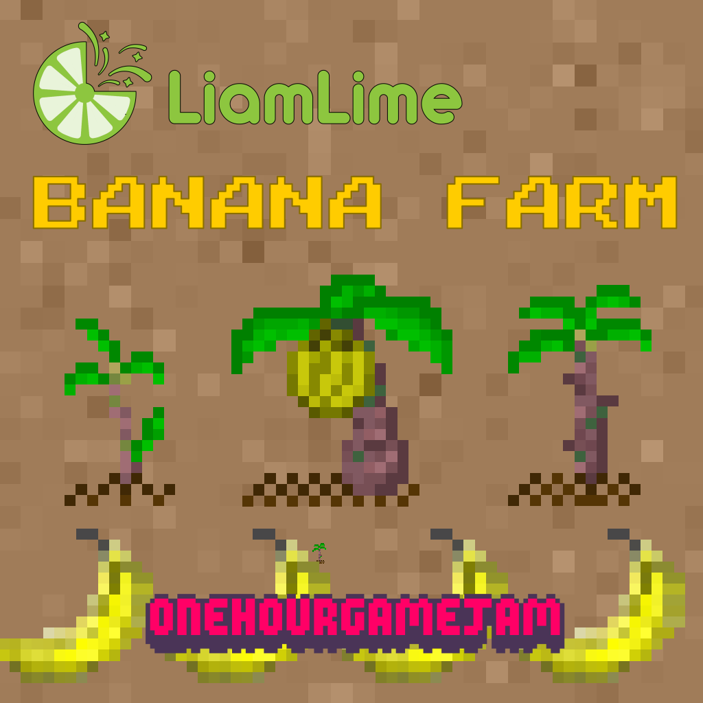 Banana Farm by liamlime