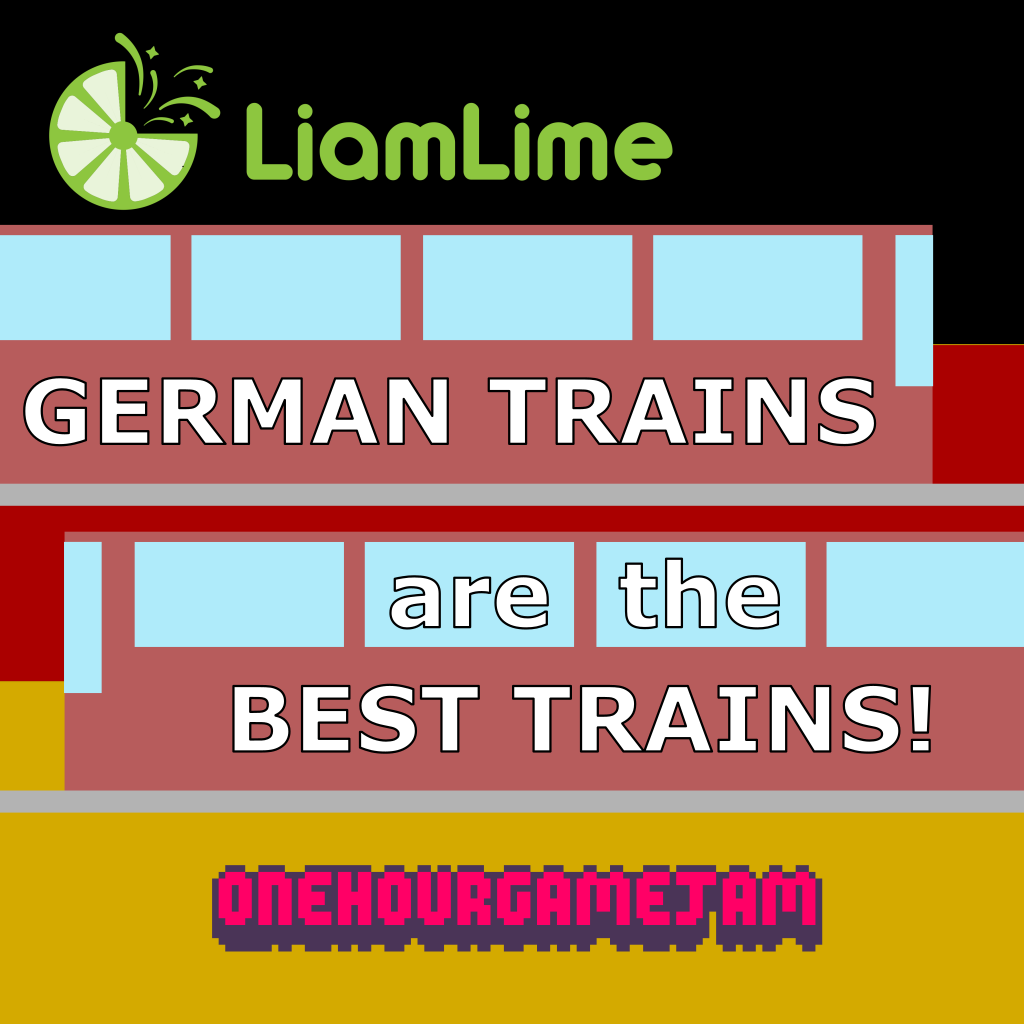 German Trains are the Best Trains! by liamlime