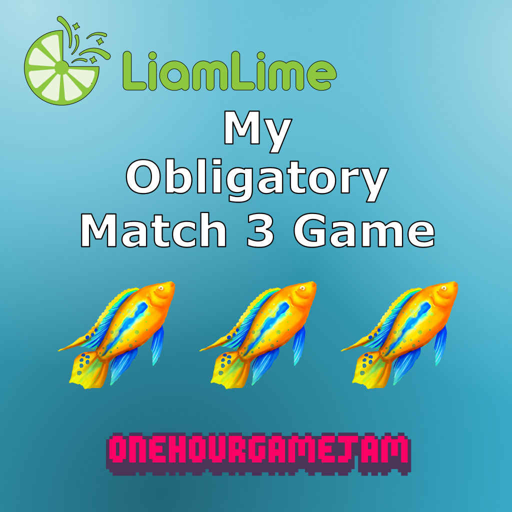 My Obligatory Match Three Game by 😸🍋