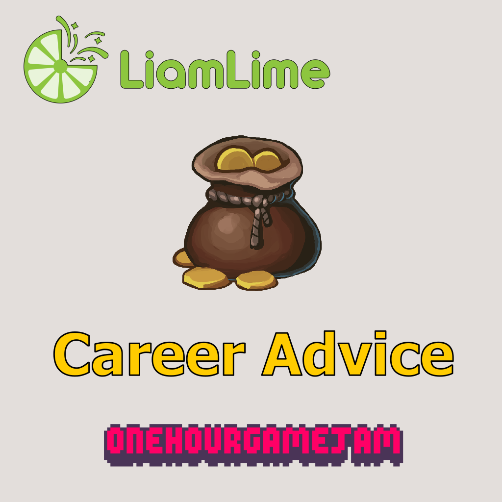 Career Advice by liamlime
