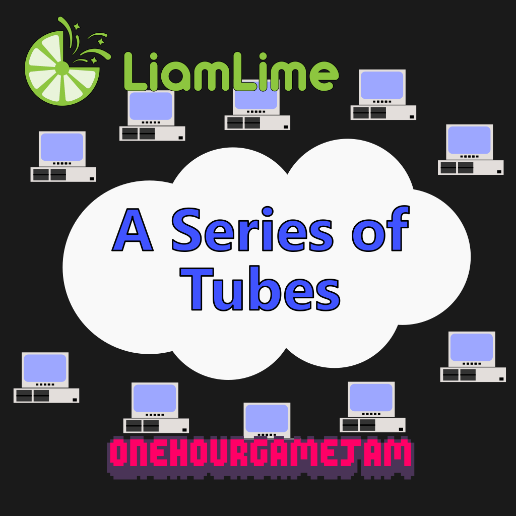 A series of tubes by liamlime