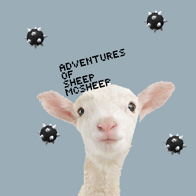 Adventures of Sheep McSheep by dmoa