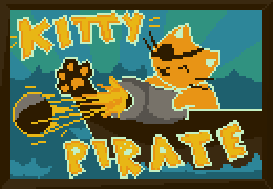 Kitty Pirate by
