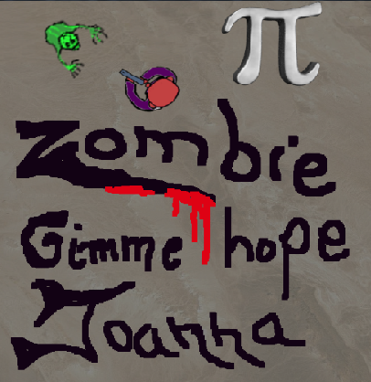 Zombie Gimme hope Joanna by cyclopi