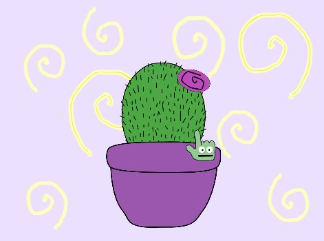 Growing cacti is hard by happyturtle5